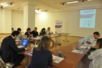 Il Kick off meeting del progetto Monet