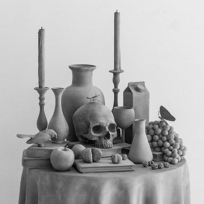 Hans Op de Beeck, Vanitas Table(4)